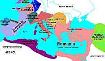 Collapse of Western Roman Empire