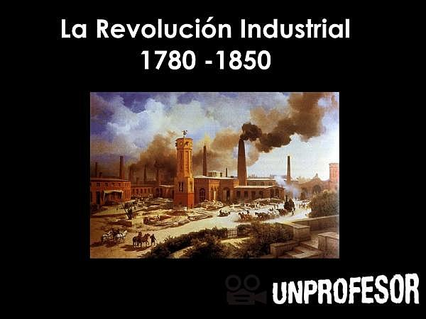 Fin de la Revolución Industrial.