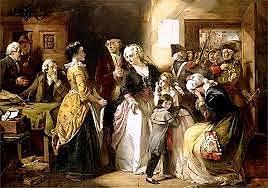 Luis XVI convoca a la Asamblea de notables