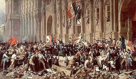 Se proclama la Primera República francesa