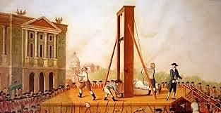 Luis XVI es ejecutado en la guillotina.