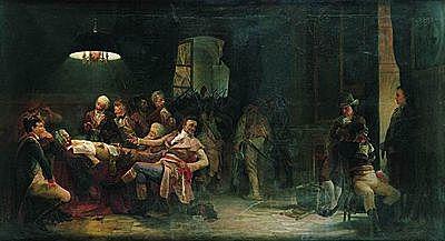 Cae Robespierre y sus seguidores guillotinados.