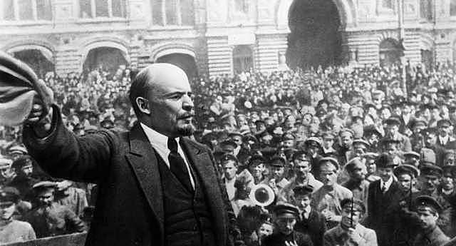 Revolucion de Octubre.