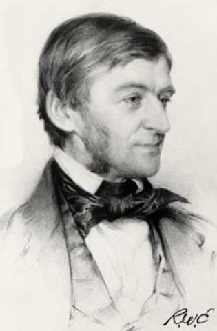 Ralph Waldo Emerson (1803 %u2013 1882)