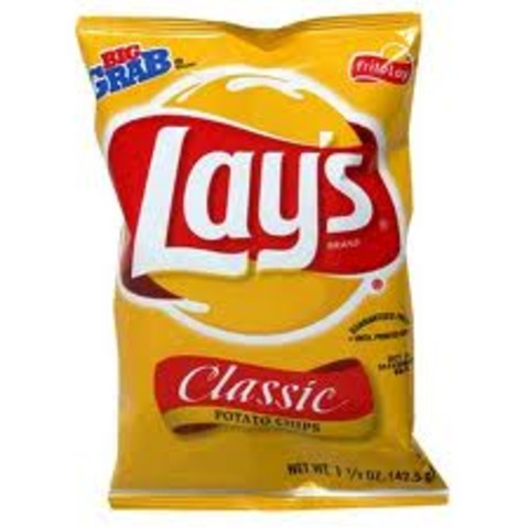 Reg. Chips Bag