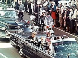 """רצח ג'ון קנדי נשיא ארה""""ב 1963"""