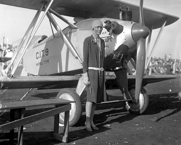 Amelia Mary Earhart is born in Atchison, Kansas.