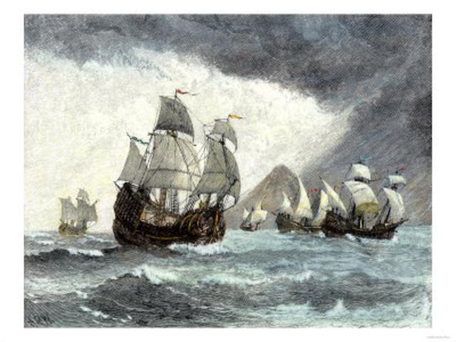 Ferdinand Magellans' Circumnavigation