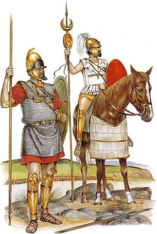 Segundo tratado Romano-Cartaginés