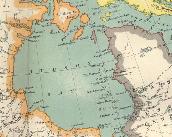 Discovery of Hudson Bay