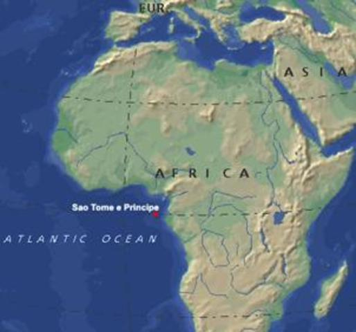 Portuguese's exploration of Africa
