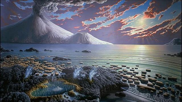 Era Precámbrica 4,600 M de Años a.c