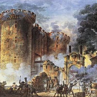 Revolucion: Industrial, Francesa y Rusa 1988315 timeline