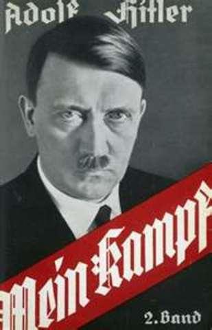 Hitler announces secret plan for lebensraum