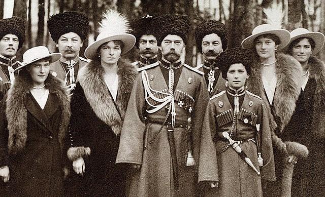 Asesinato del Zar y su familia