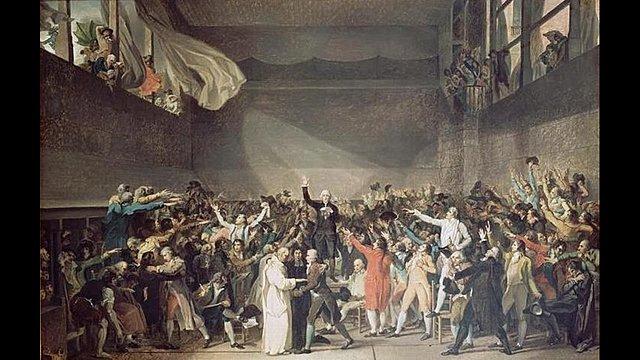 Nace la asamblea nacional