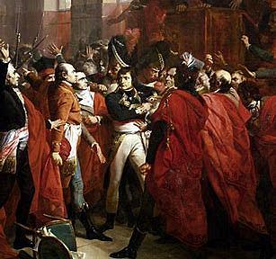 Golpe de estado de Napoleon Bonaparte