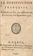 La constitución Francesa