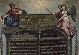 Se proclaman los derechos del humano y del ciudadano