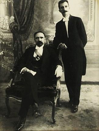 Madero y Pino Suárez entran al poder