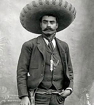 Levantamiento de Zapata contra Madero