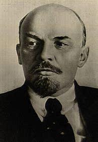 Regreso de Lenin a Rusia