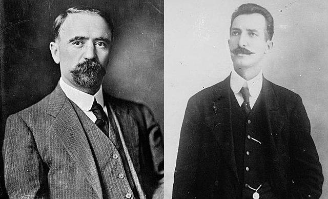 Arresto de Madero y Pino Suárez