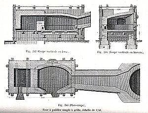 Introducción del método de pudelación y laminado.