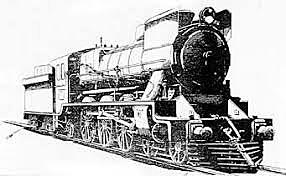 Aparición del primer ferrocarril.