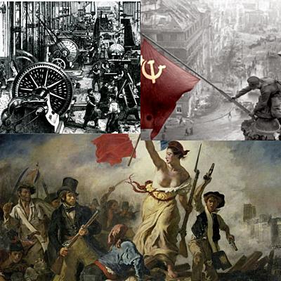 Revolución..Industrial,Francesa,Rusa,1810768. timeline