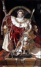 Napoleón se proclama Emperador de Francia
