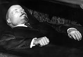 Muere Lenin