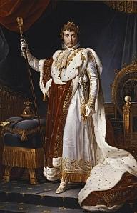 Napoleón Bonaparte emperador