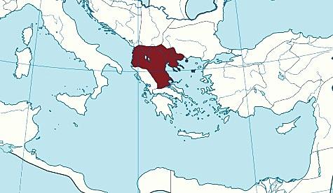 Macedonia pasa a ser provincia romana