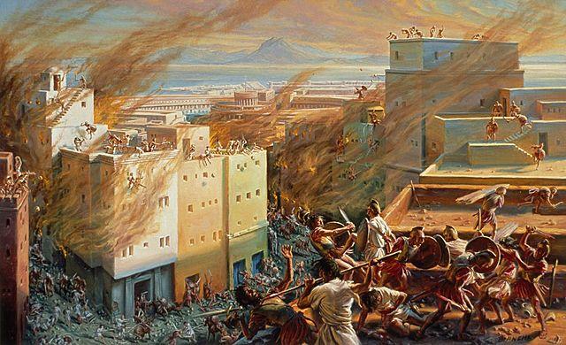 Destrucción de Cartago