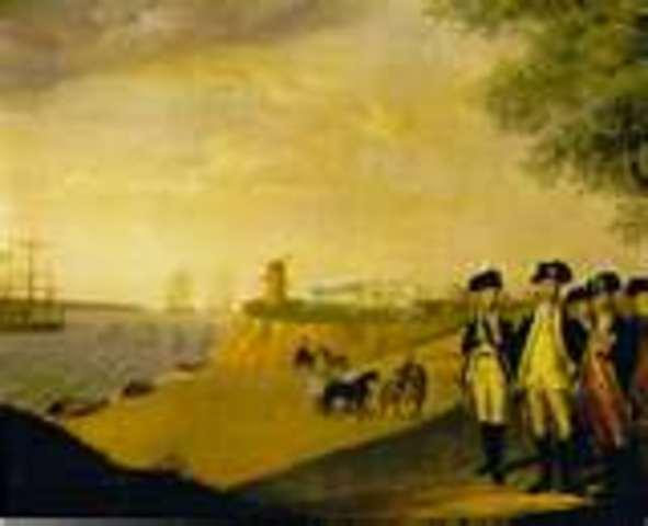 War - Battle of Chesapeake