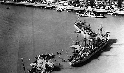 Crisis del canal de Suez (Egipte)