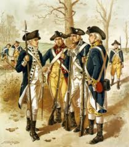 Victory - Disbanding of the Continental Army