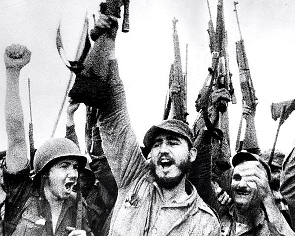 Guerrilles comunistes a Amèrica Llatina