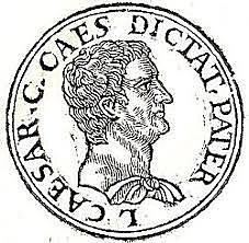 Gaius Julius Cæsar blir diktator
