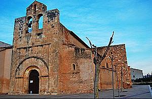 Església de Santa Maria de Santa Oliva