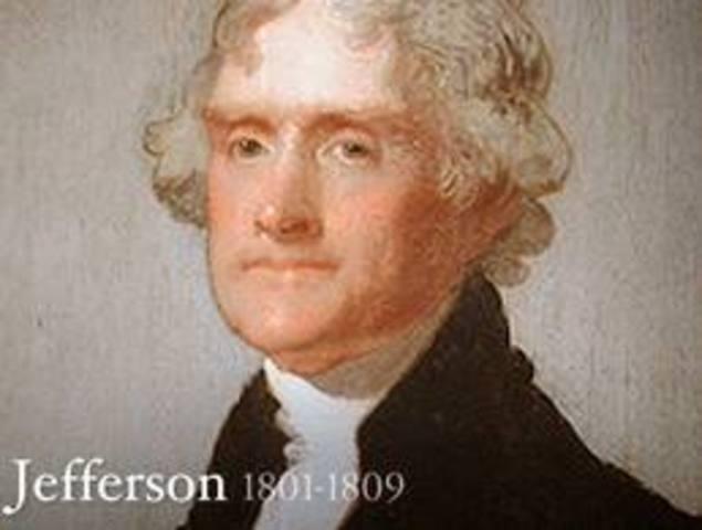 Diplomacy - Thomas Jefferson Appointment
