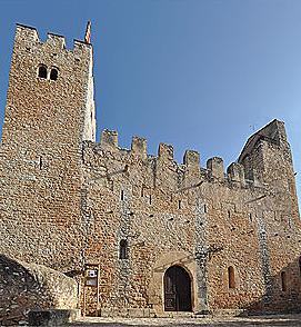 Castell de Santa Oliva