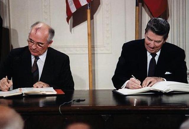 procés de reformes en Gorbatxov