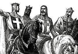 Den første korstogshæren inntar Jerusalem