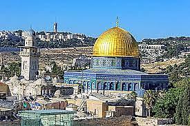 Muslimske styrker tar tilbake Jerusalem