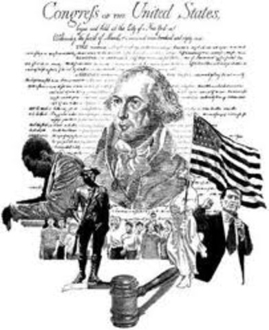 Constitution - Slaves are 3/5 of a person