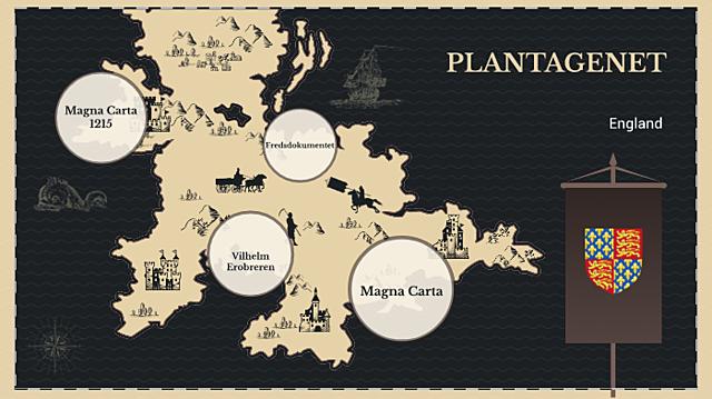 Magna Carta undertegnes i England
