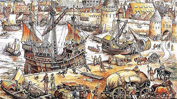 Hansaforbundets storhetstid