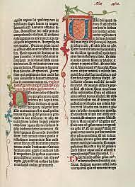 1. bok Johann Gutenberg